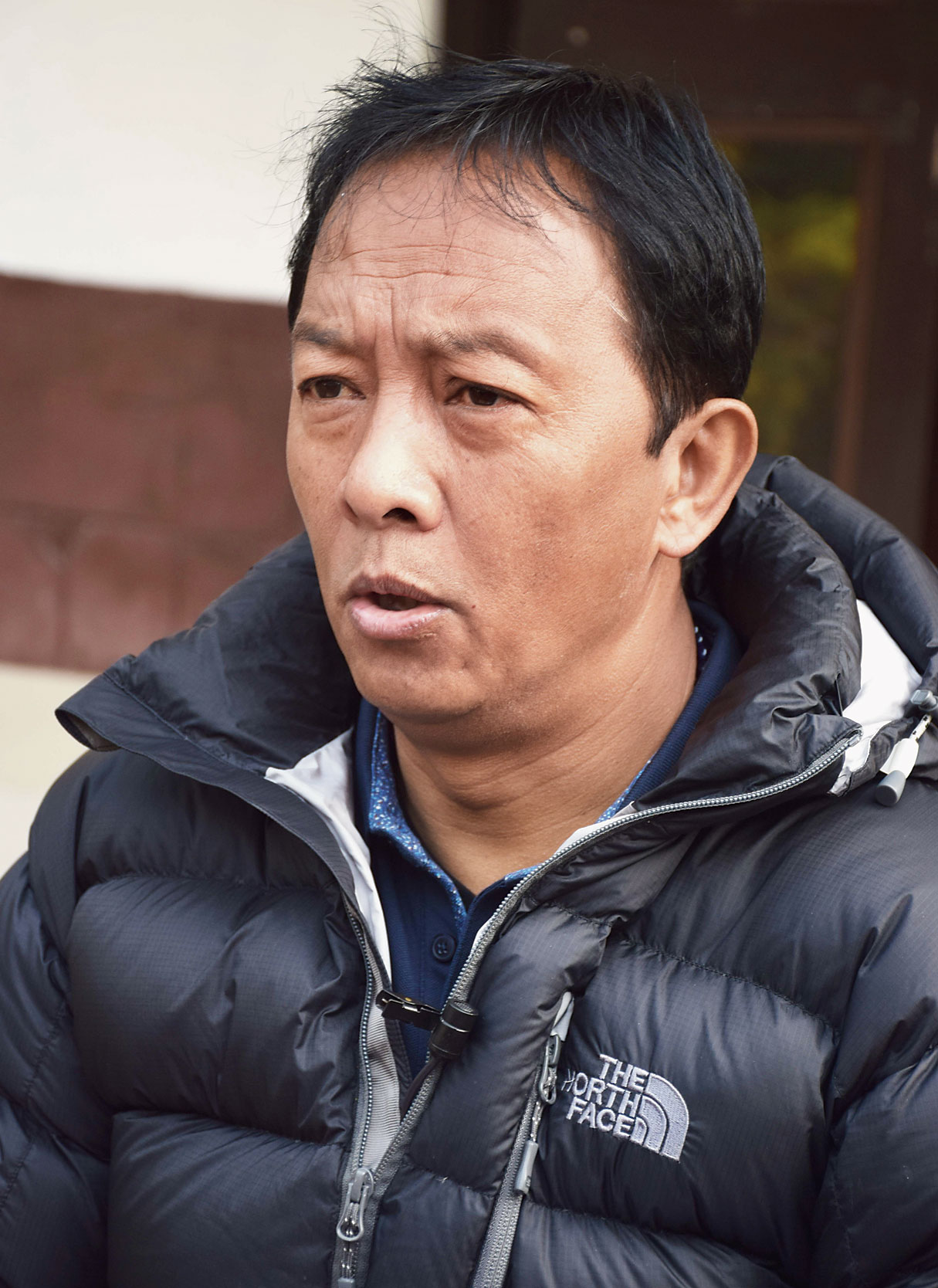 """Binay Tamang, the president of the Gorkha Janmukti Morcha, said his party was committed to abiding by the""""no-strike"""" policy announced by it after the 104-day shutdown."""