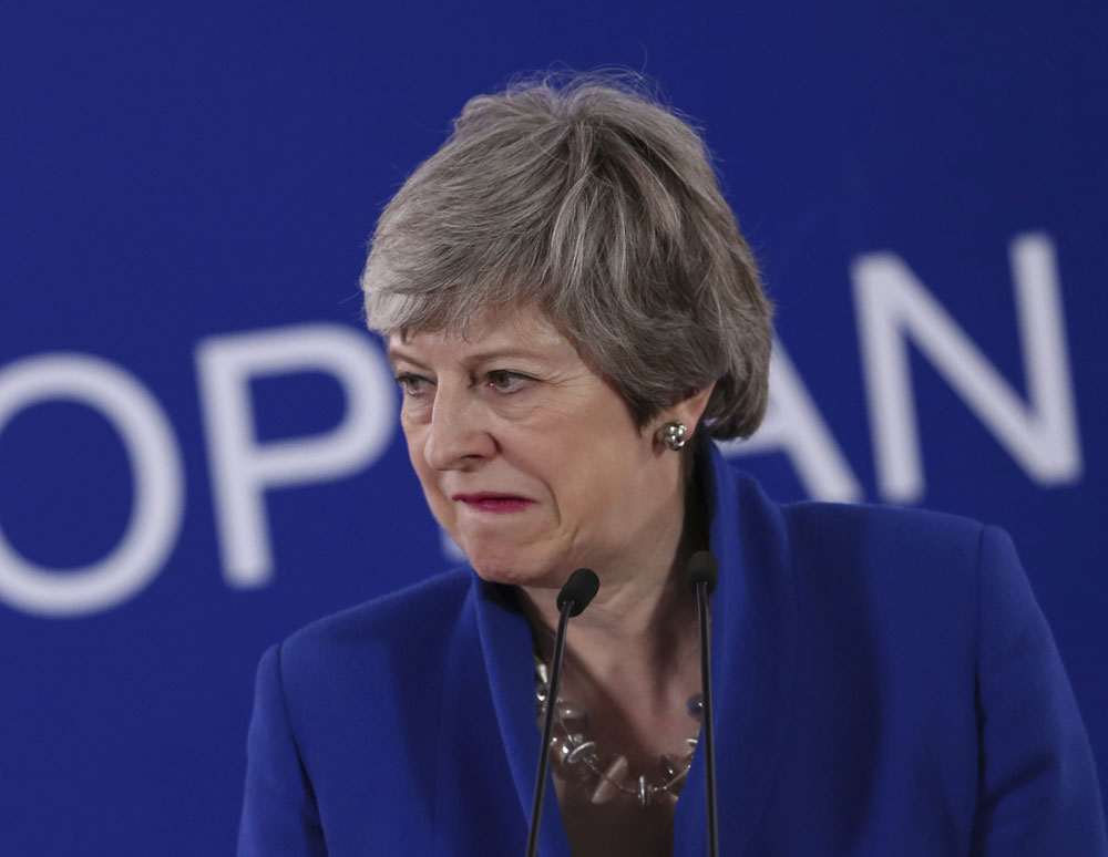 """British prime minister Theresa May acknowledged the massacre of Indians at Jallianwala Bagh as a """"shameful scar"""" on the history of British India. But Britain, evidently, will not apologize formally for that misdeed."""