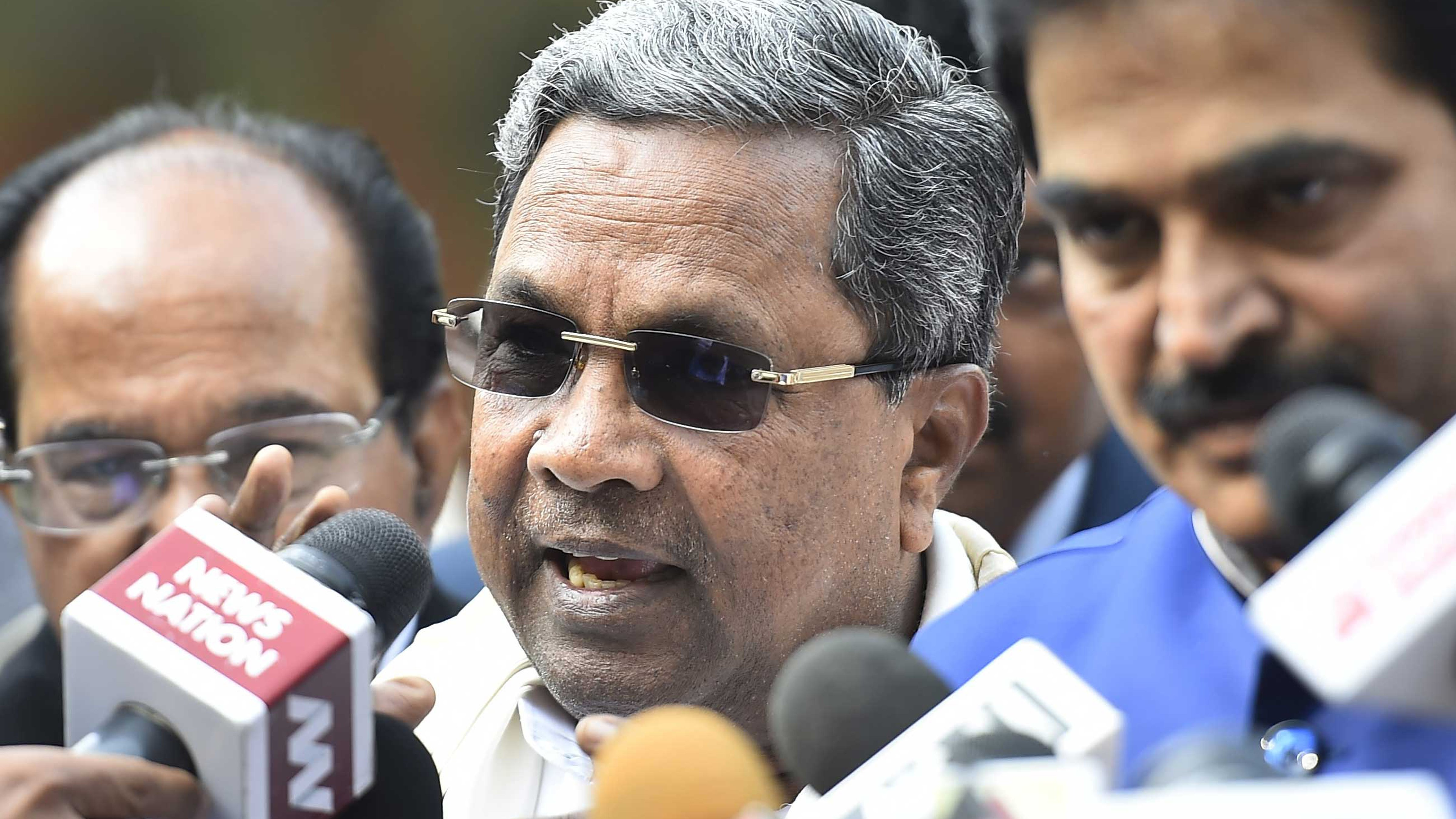 Is P. C. Siddaramaiah forgetting himself these days?