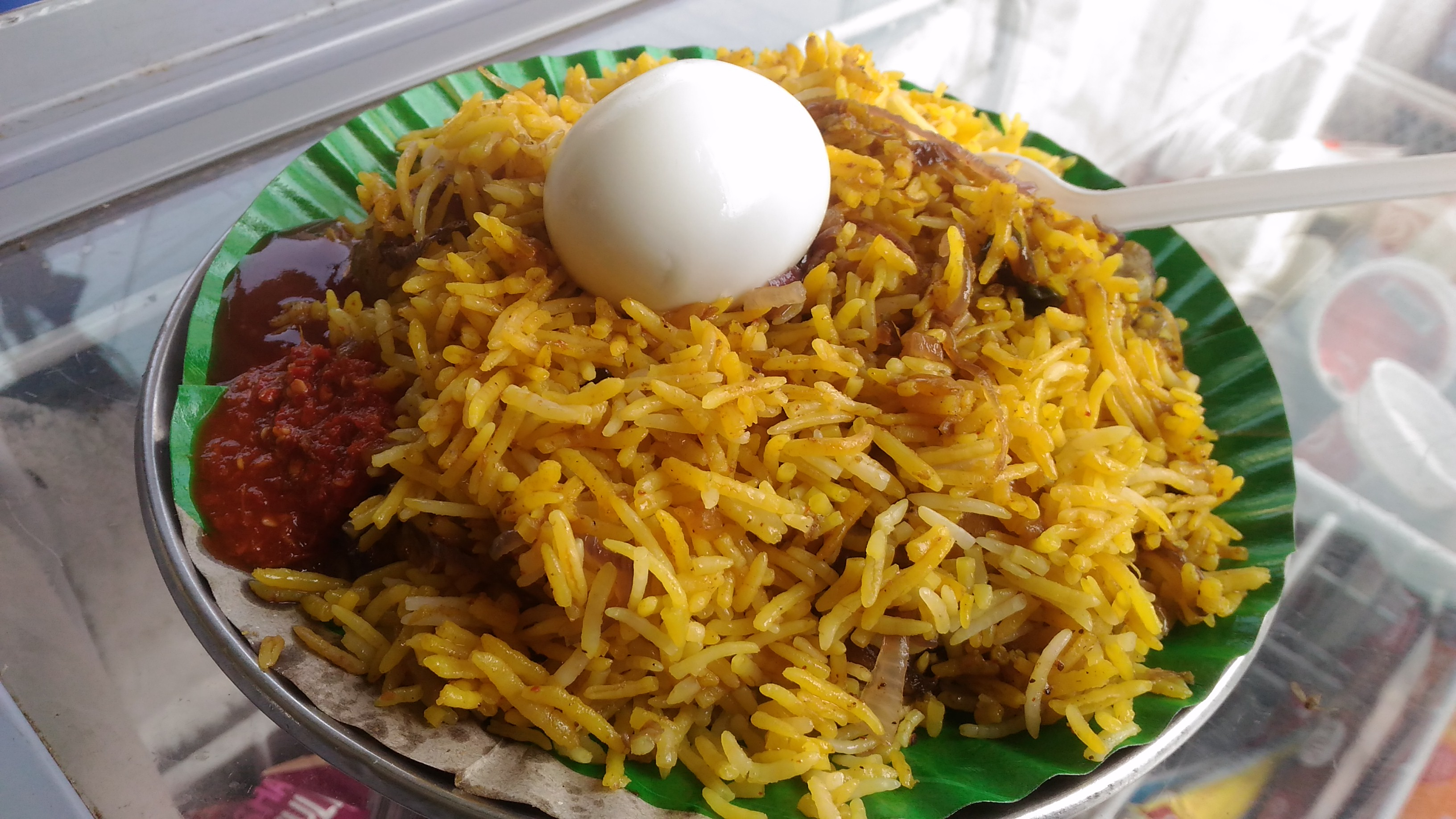 A plate of biryani that never got delivered cost a man Rs 11,000