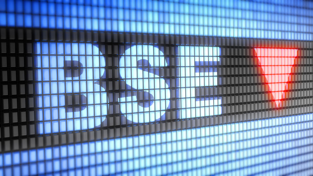 The 30-share BSE Sensex plunged 487.50 points, or 1.27 per cent, to end at 37789.13