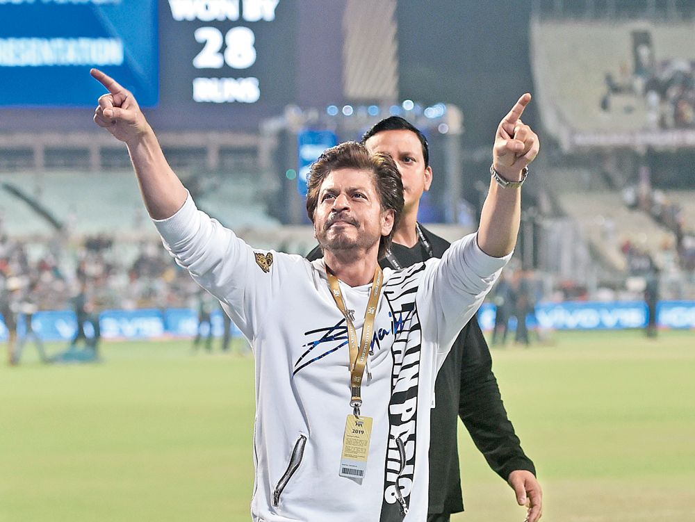 Eden Gardens will wait for their Badshah — Kolkata Knight Riders owner Shah Rukh Khan — to woo her soon. IPL this year, has been deferred until April 15