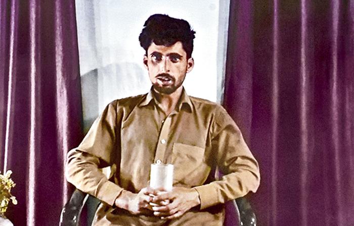 Nazim in the video