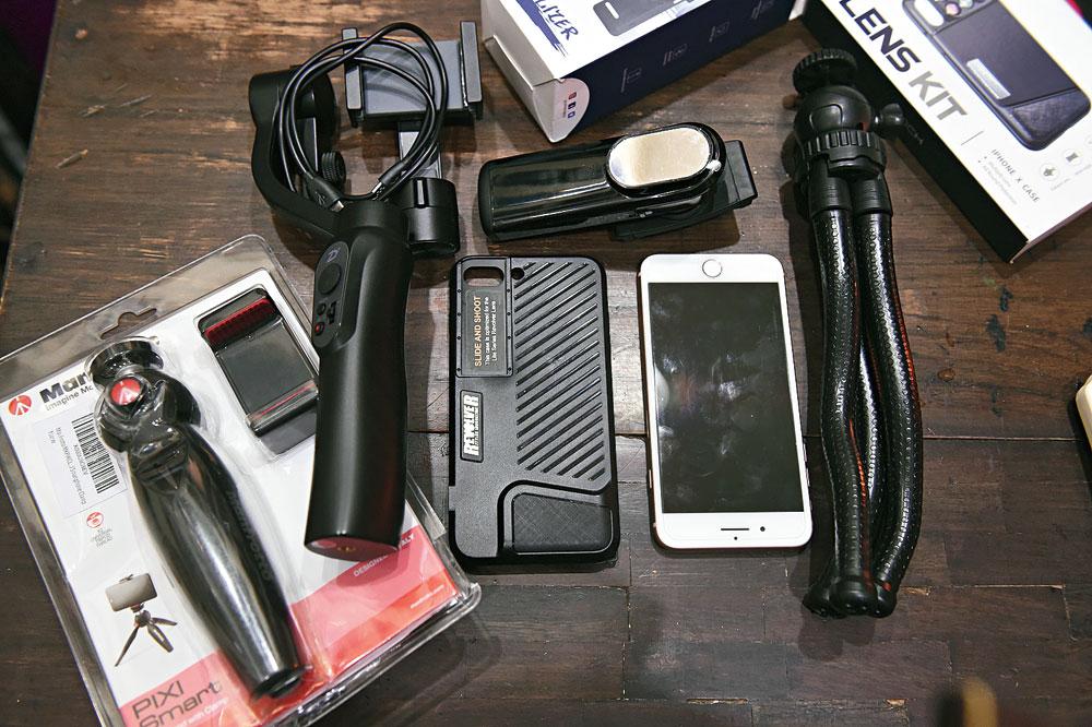 The gadgets close to director Sudeep Ranjan Sarkar's heart