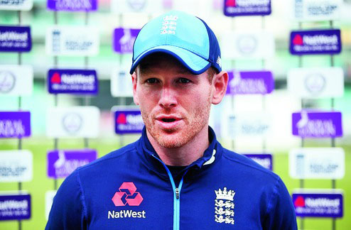 Eoin Morgan, KKR's new recruit