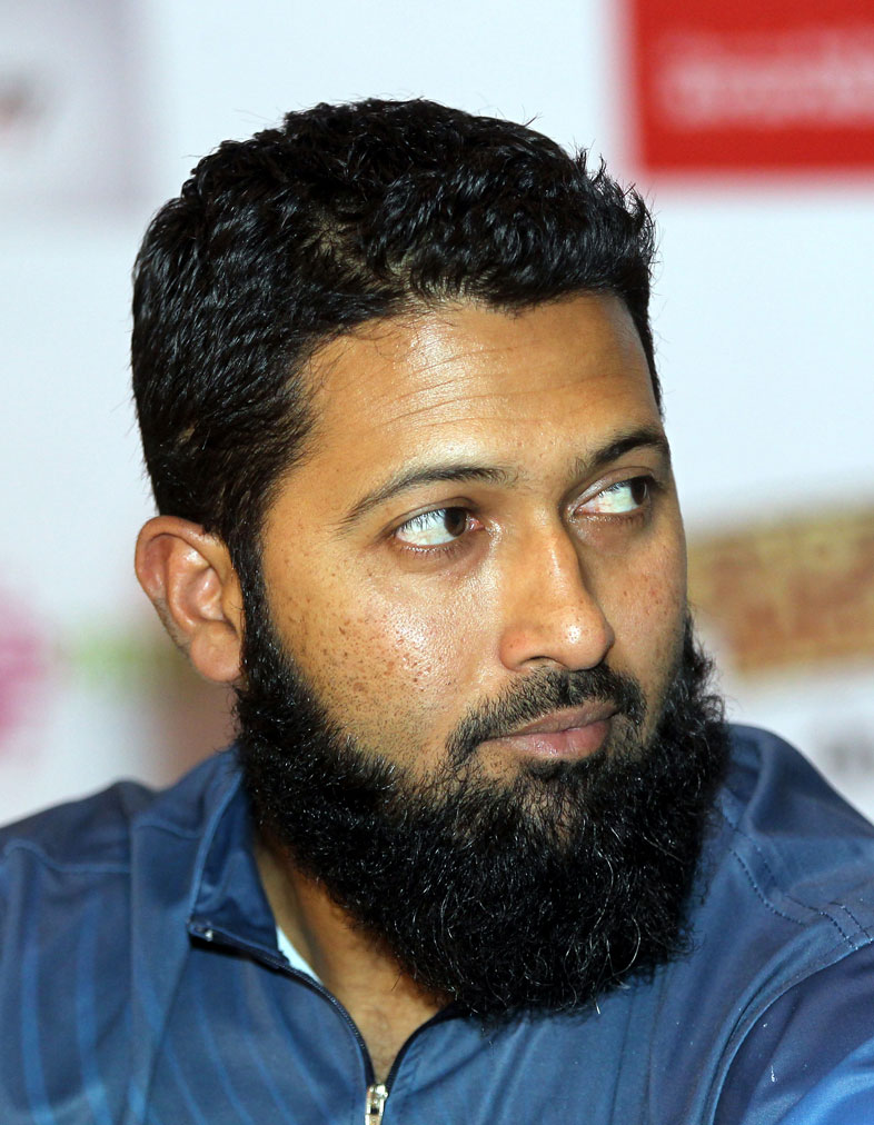 Former India Test opener Wasim Jaffer, who was appointed batting coach of the Bangladesh Cricket Board (BCB)'s high performance academy in Mirpur last year.
