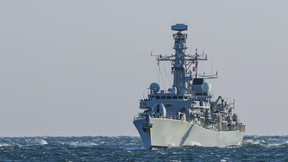 (Representational) The Konarak, a Hendijan-class support ship, which was taking part in the exercise, was too close to a target during an exercise on Sunday when the incident happened, the reports said. The vessel had been putting targets out for other ships to target.