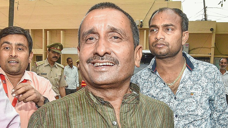 BJP MLA wishes 'brother' Sengar the best