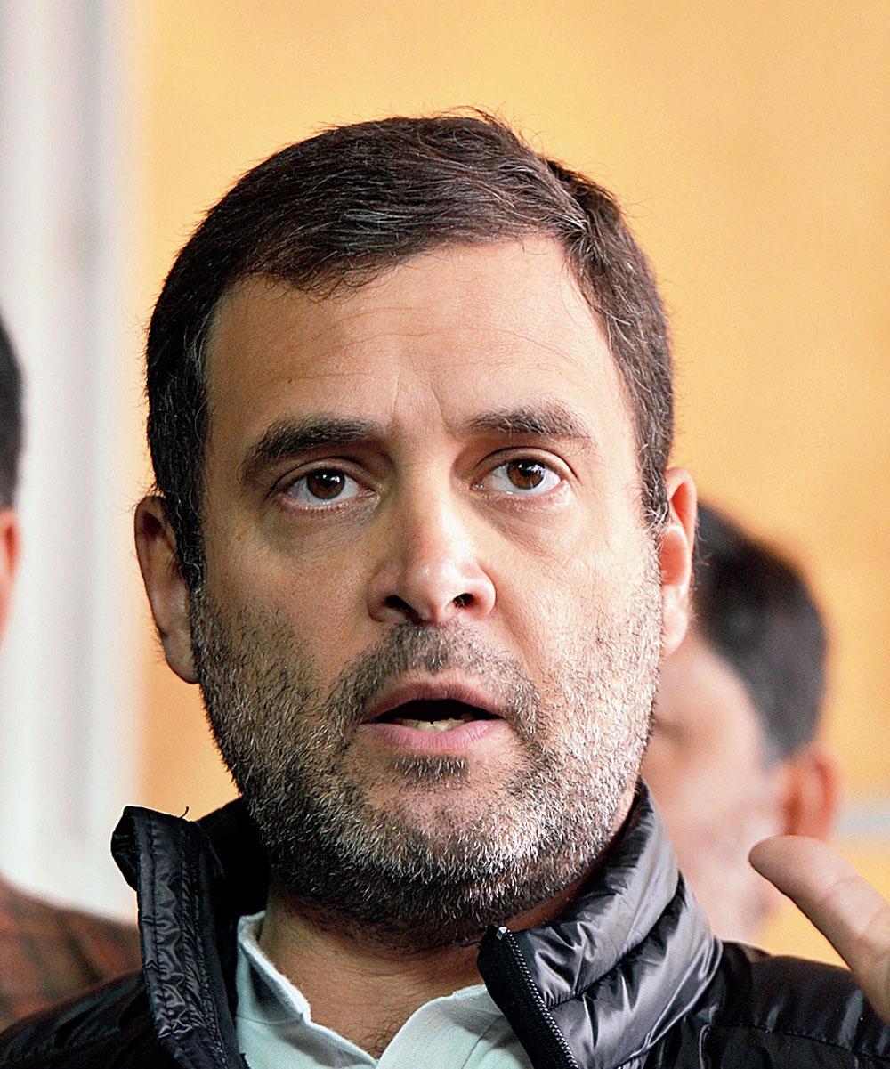 Modi made false promises: Rahul