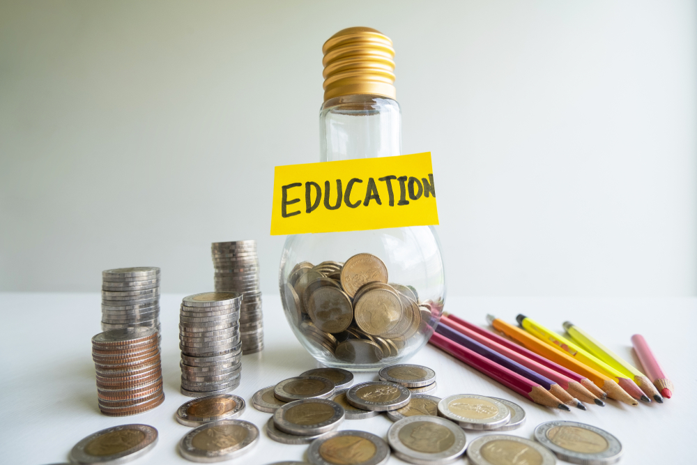 Image result for money from budget for education