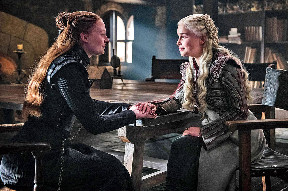 Game of Thrones: Night before the war