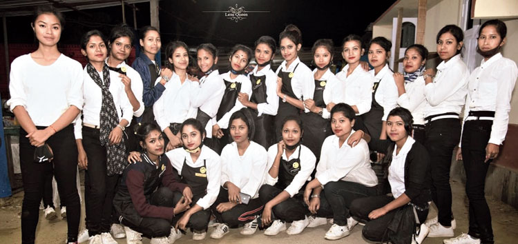 Assam's Nirbhaya caterers break glass ceiling