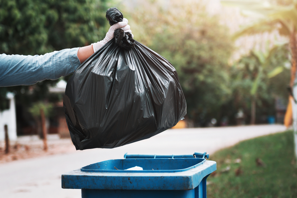 A senior official of the corporation's waste management department admitted that the workers were scared to tread near any house from where a resident has tested positive.