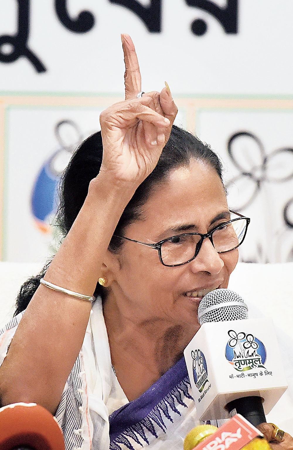 EC has lost all credibility: Mamata