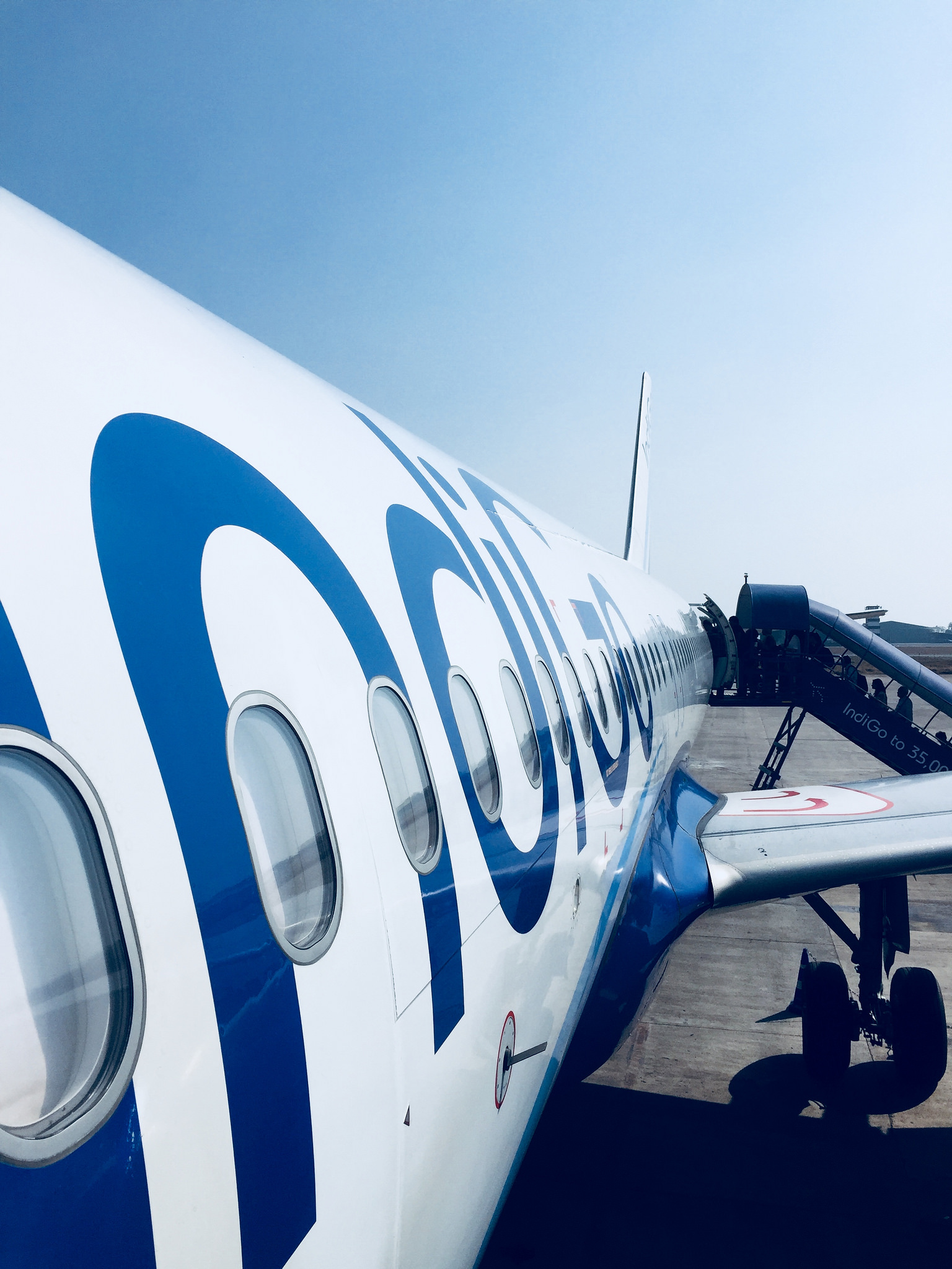 Families or people travelling in a group on Indigo flights will be allotted scattered seats if they do not pay extra to get seats together