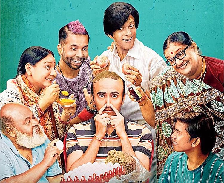 'Bala': A cracker of a film, powered by 'hair' apparent Ayushmann Khurrana