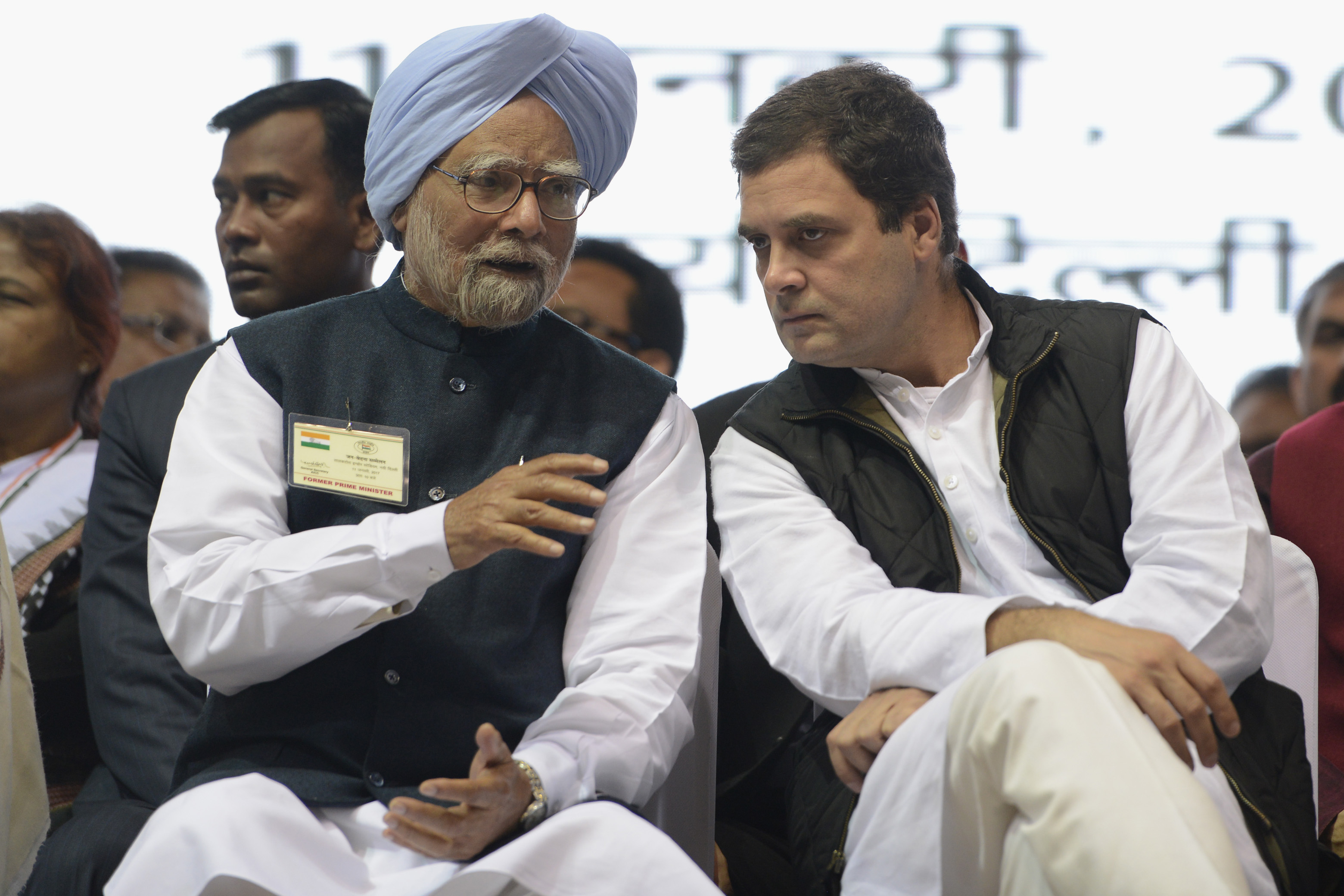 Manmohan Singh recalled the Modi government's