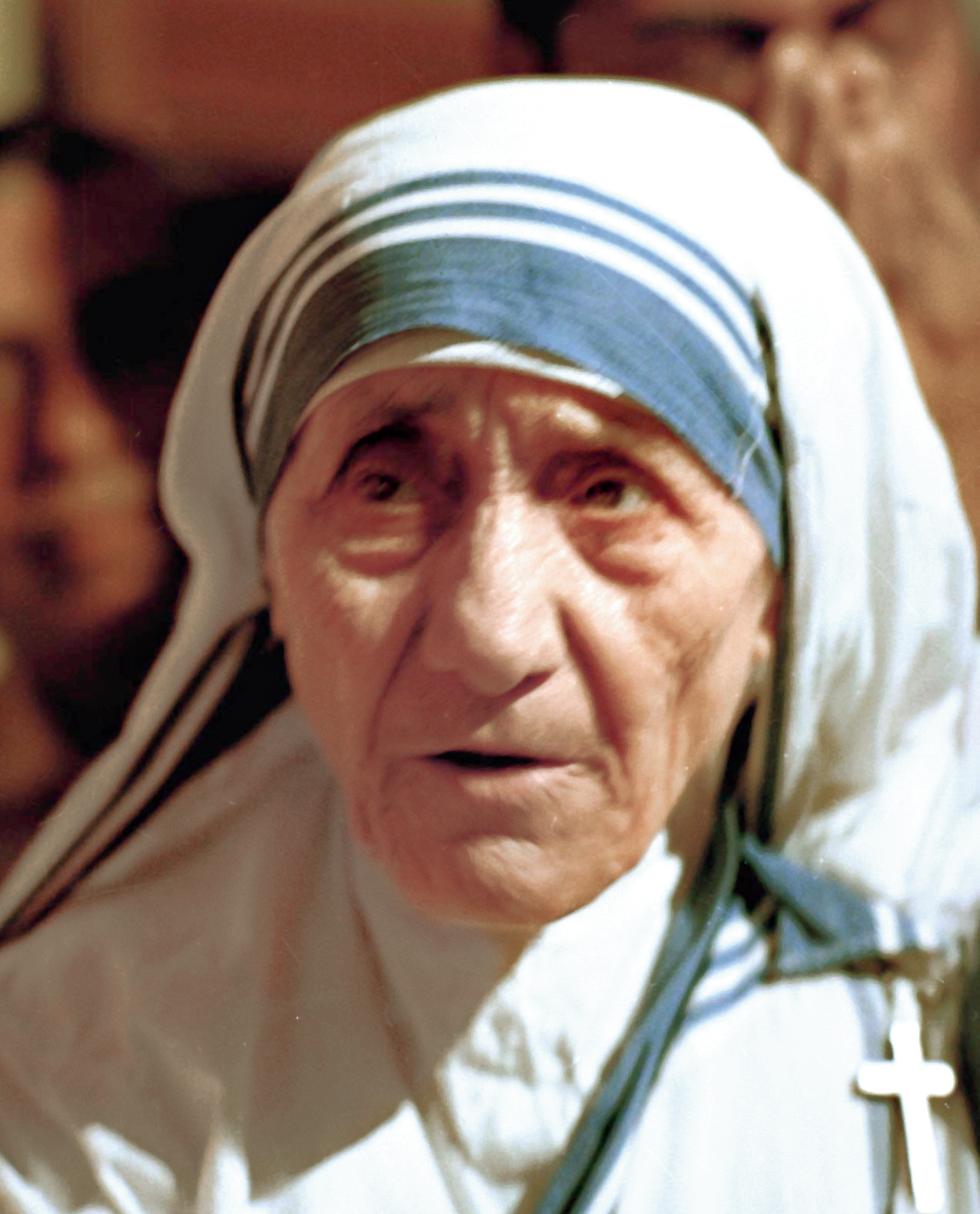 The fruit of silence is prayer; the fruit of prayer is faith; the fruit of faith is love; the fruit of love is service and the fruit of service is peace: Mother Teresa