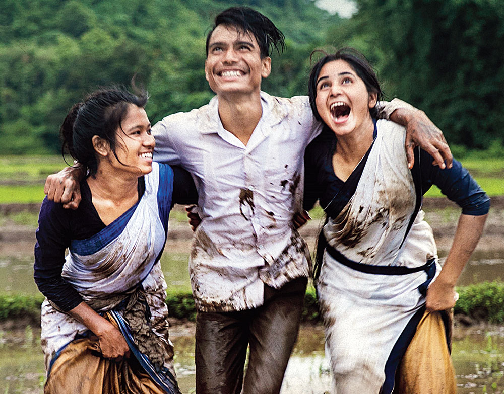 Rima Das's latest Bulbul Can Sing is a poignant film that deals with the lives of three teenagers searching for their identities in rural Assam