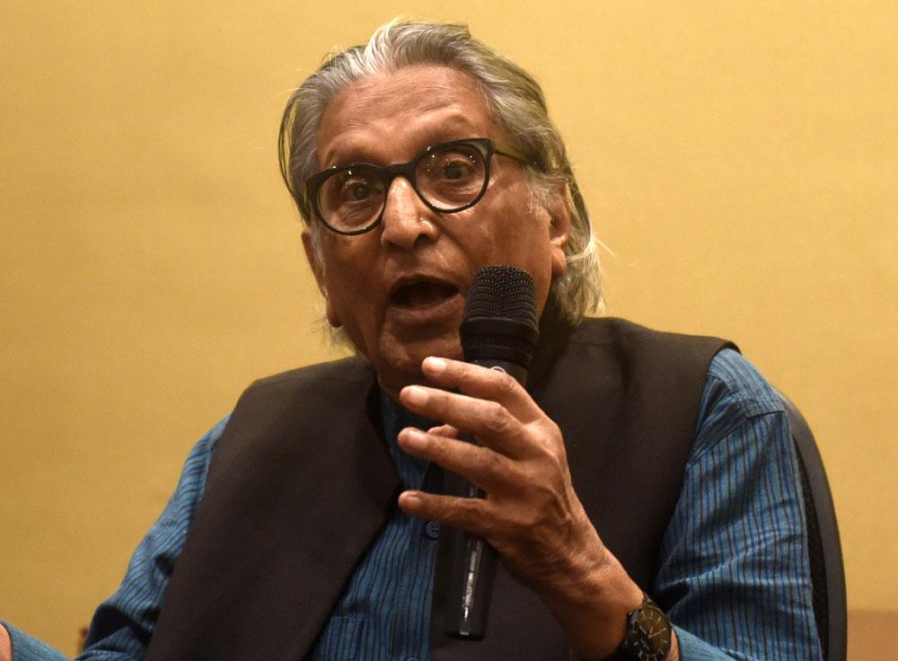 When M F Husain annoyed legendary architect B V Doshi