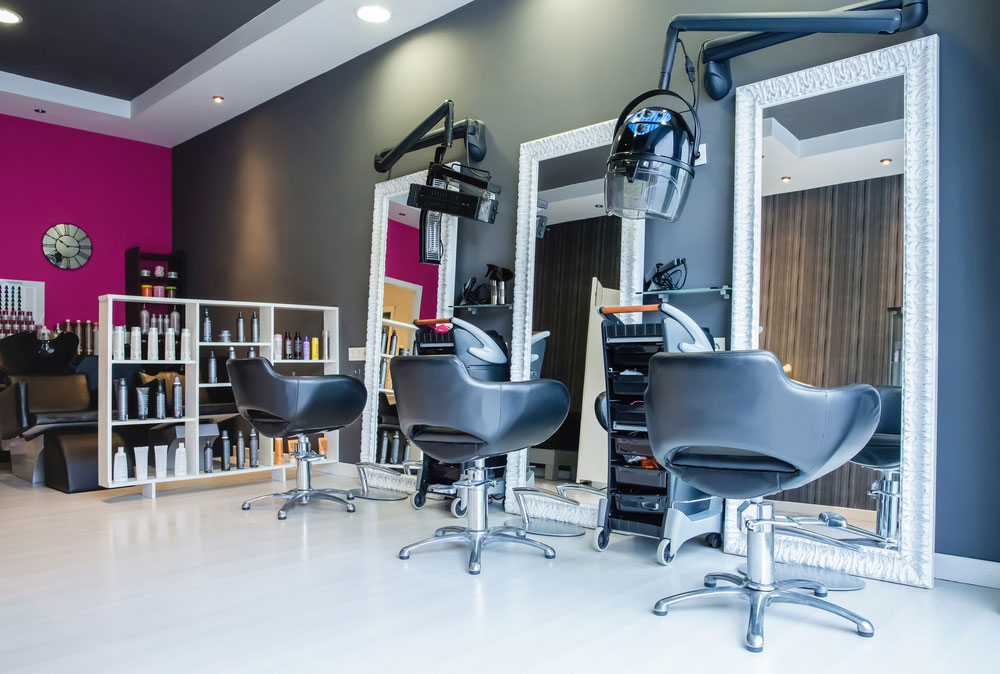 Salons today are sterile, impersonal spaces where stylists say little besides offering criticism of one's looks along with a bottle of chilled water