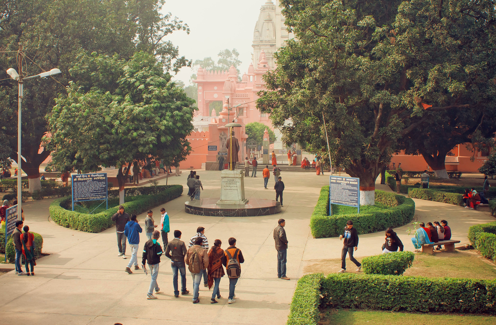 Among the colleges, the seventh position is shared by St Xavier's College and Ramakrishna Mission Vidyamandira, Belur