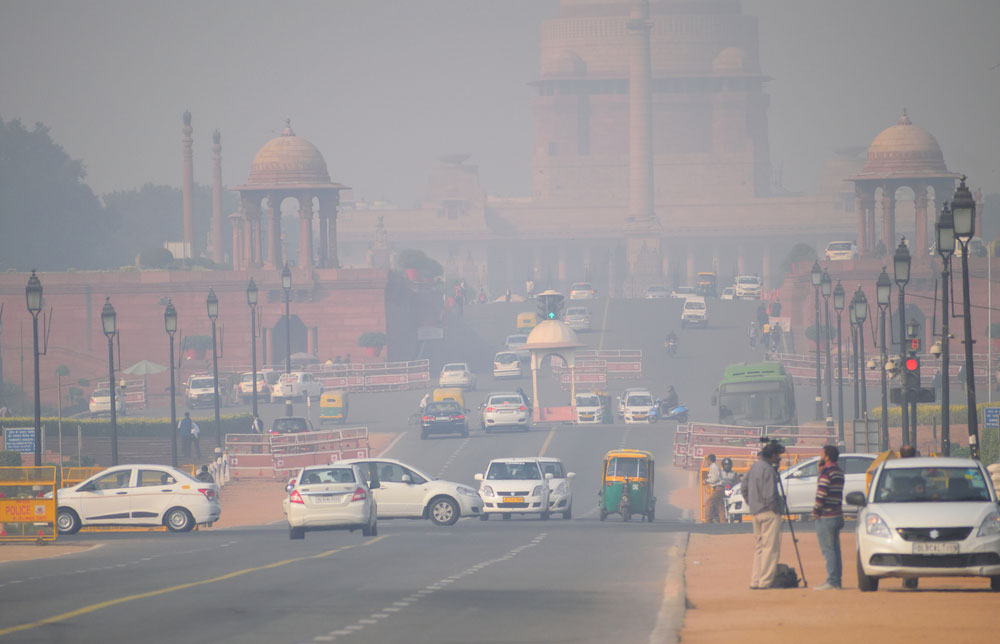 The study found that 8 per cent of the total disease burden in India and 11 per cent of premature deaths in people younger than 70 years is linked to air pollution.