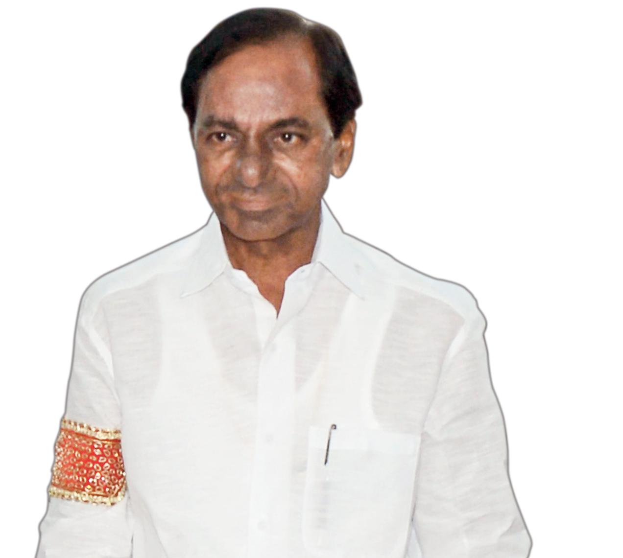 K. Chandrashekhar Rao