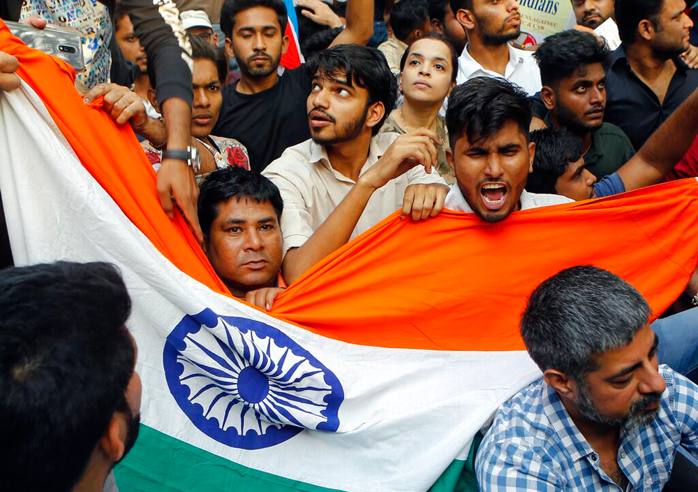 The passing of these two despicably bigoted laws have lost India much goodwill