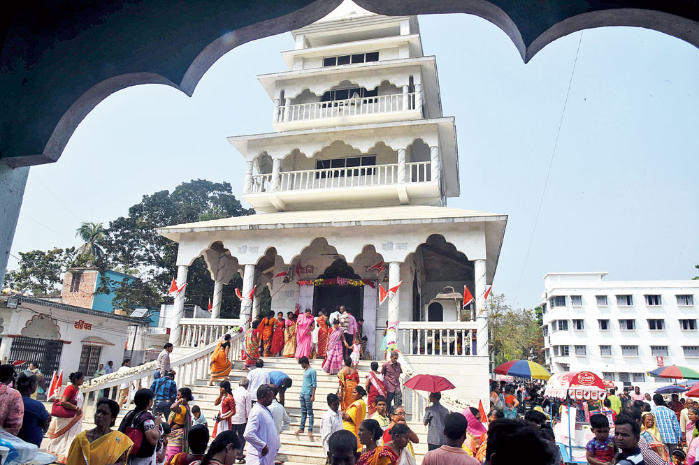 The Harichand Temple
