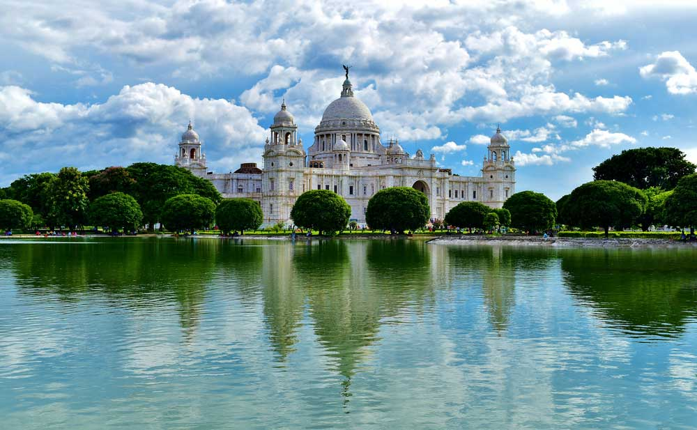 For flying a drone over the Victoria Memorial, one needs permission from the CISF, police and the army, said Jayanta Sengupta, the curator of the marble monument.