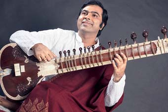 Sitarist Purbayun Chatterjee has come up with a platform called Musicians' Digistage for musicians to continue playing and raise funds at the same time.