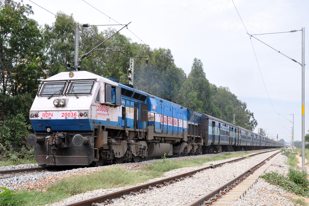The Gondia-Jharsuguda Passenger leaving Gondia will be short-terminated at Bilaspur