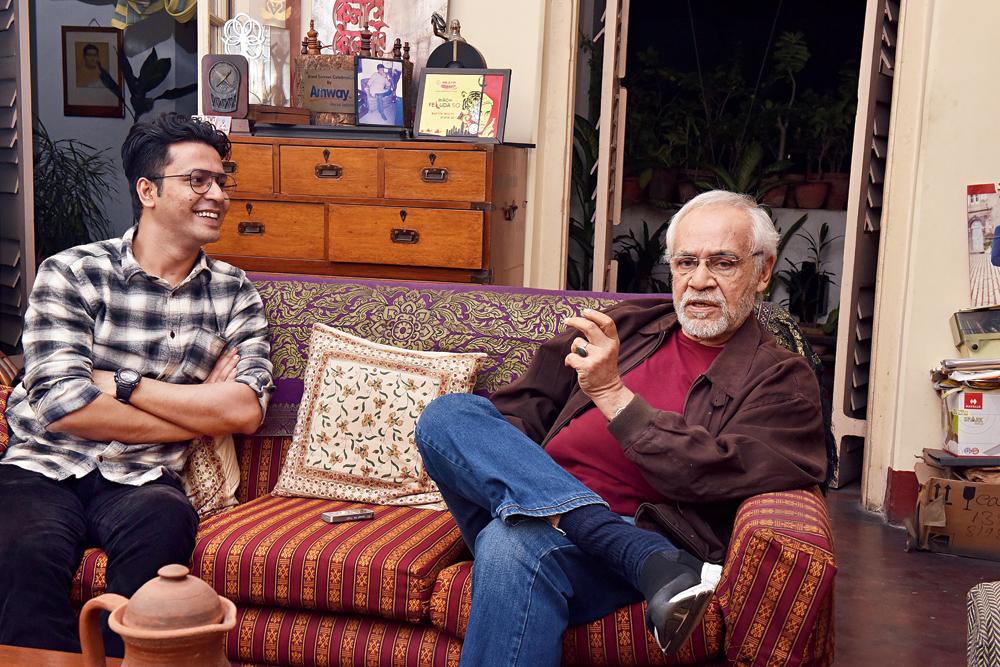 Anirban Bhattacharya and Dhritiman Chaterji