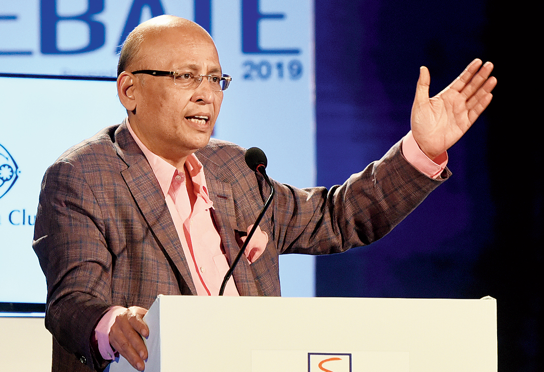 For the motion: Abhishek Manu Singhvi