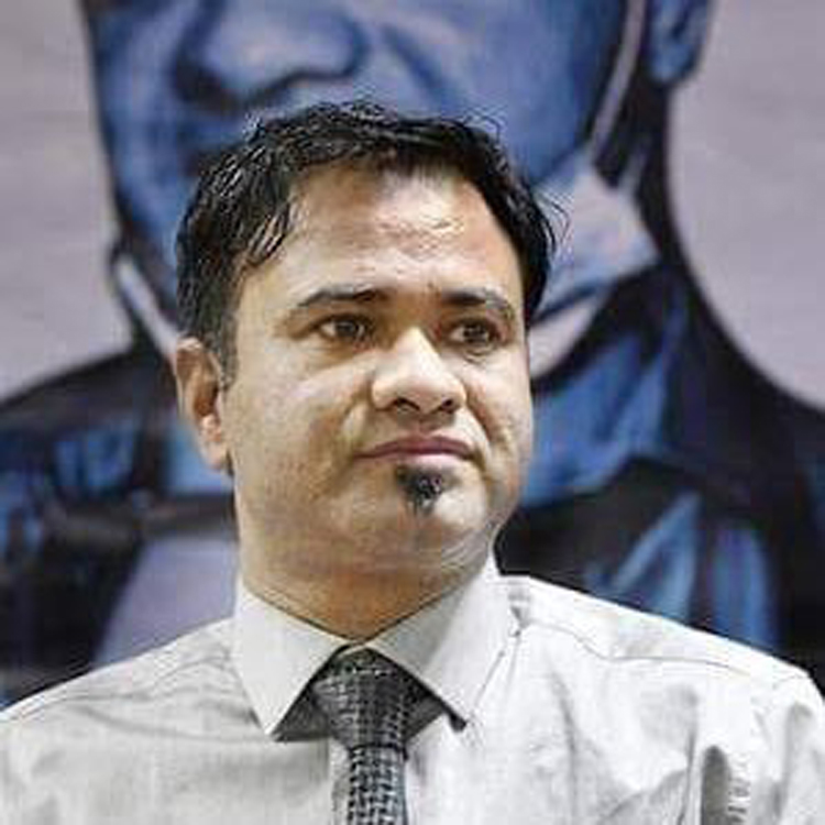 Dr Kafeel Khan's uncle, Dr Nusratullah Warsi, 55, was a property dealer. His family members have filed an FIR naming two people as accused.