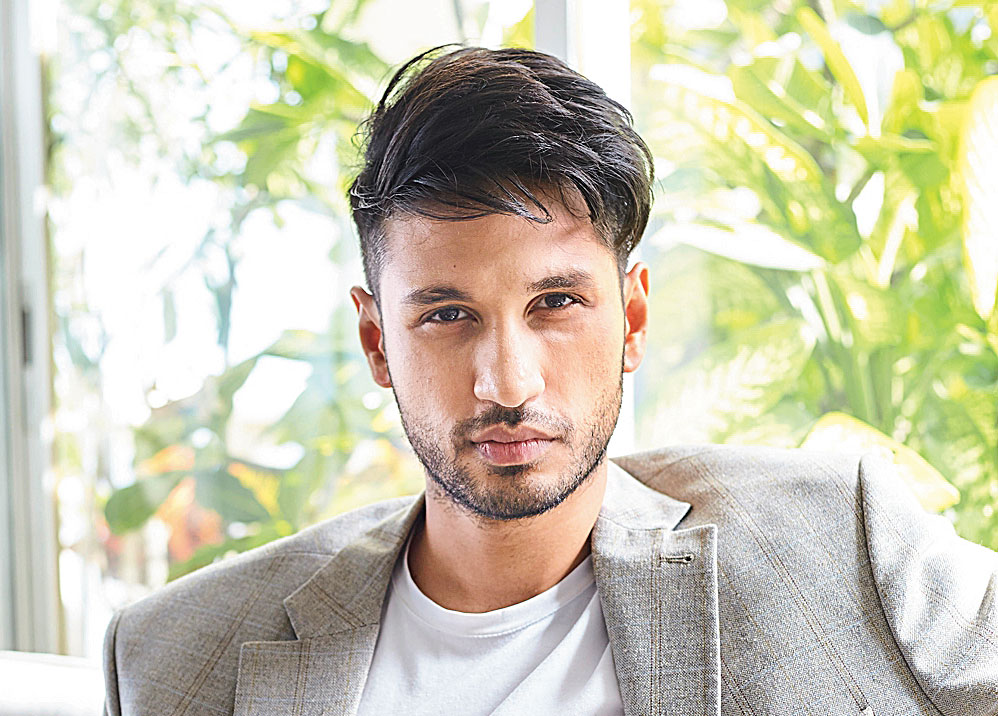 The 29-year-old, who jumped from playing national-level basketball, winning medals in centre-fire pistol shooting and training in acting in New York, to a music career about a decade ago, has made it big both on the independent music scene as well as in Bollywood playback singing.
