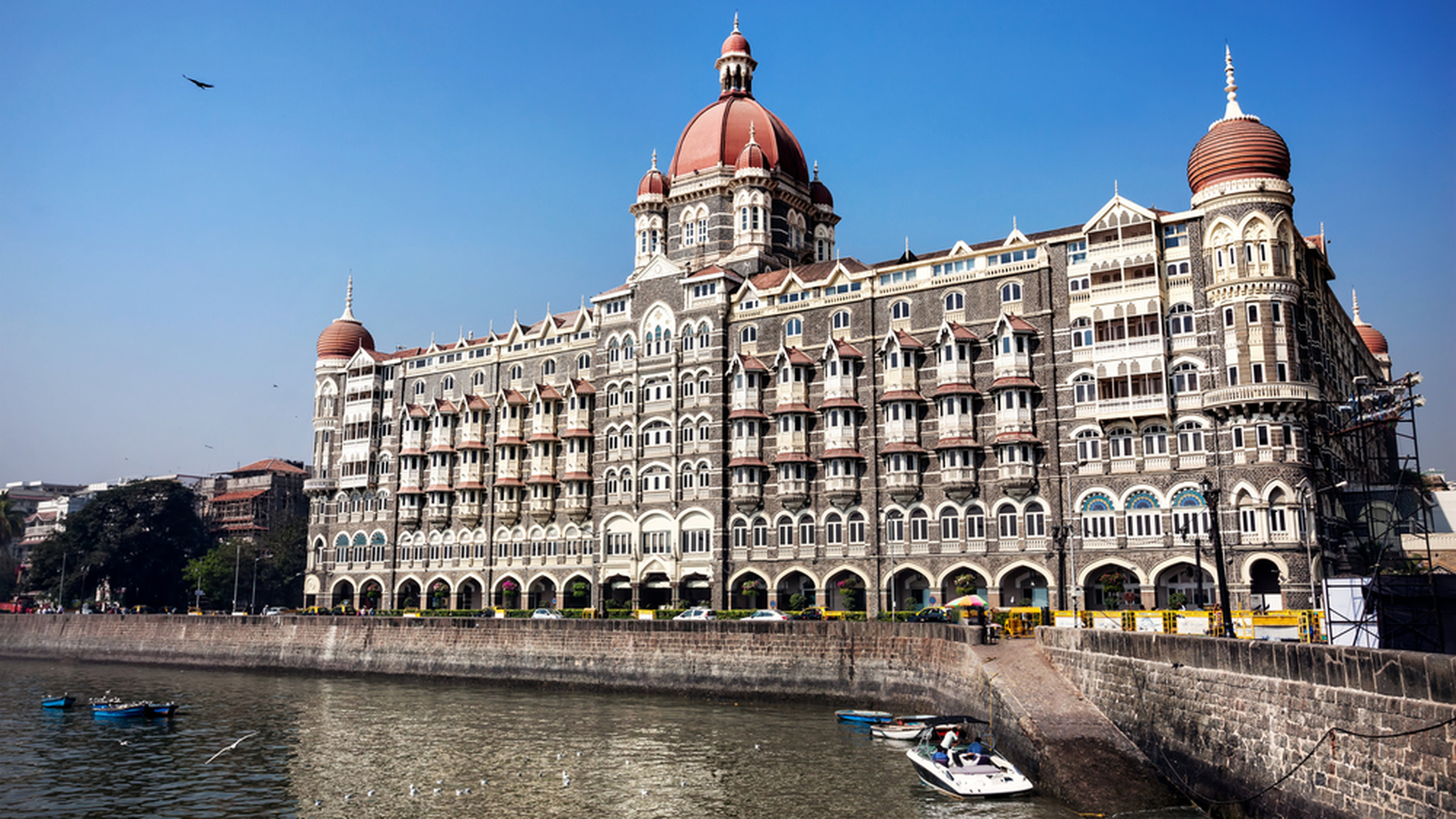 Mumbai's Taj Mahal hotel was one of the sites that was attacked on November 26, 2008.