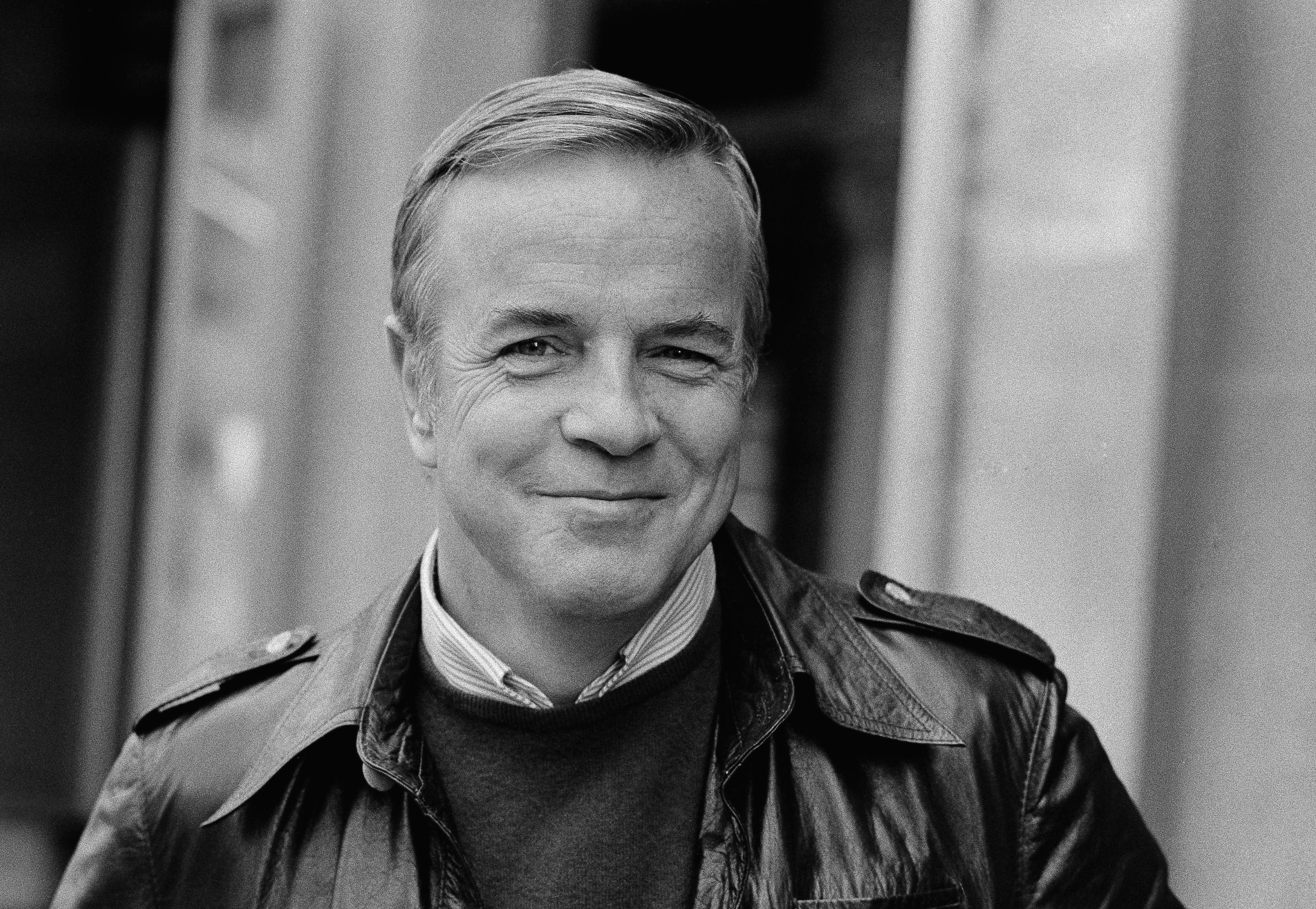 Franco Zeffirelli, seen in New York, in this Oct. 31, 1974 file photo. Italian film director Franzo Zeffirelli has died in Rome at the age of 96.