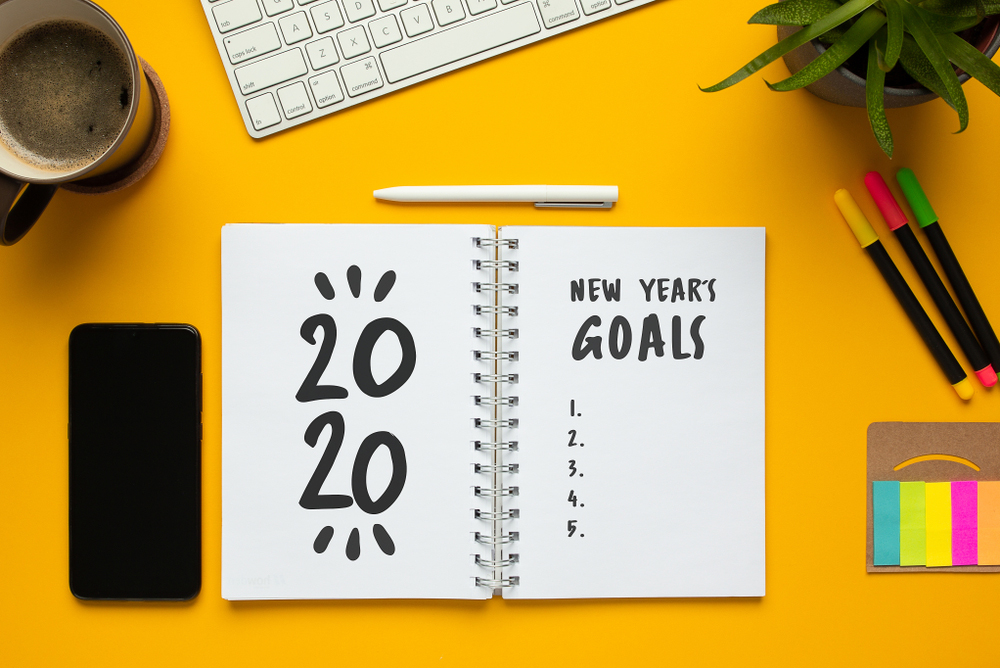 Surveys show that less than 10 per cent people who make new year resolutions end up sticking to them