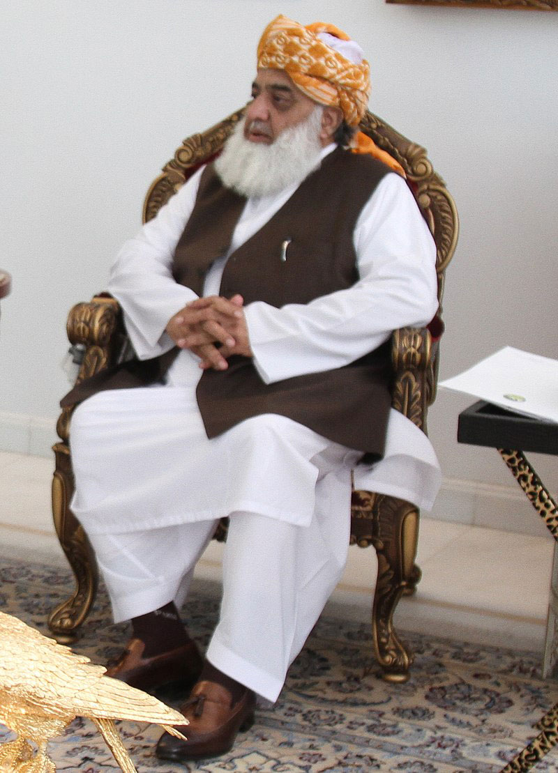 The call of the Jamiat Ulema-e Islam-Fazl (JUI-F) chief, Maulana Fazlur Rehman, for an 'Azadi March' to Islamabad on October 27 has made the government uneasy