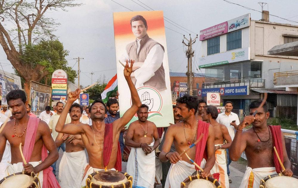 Congress expects Wayanad ripples in Karnataka
