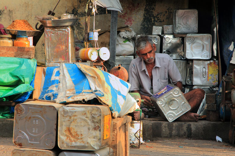 Unorganised sector workers come from very poor families. Every day spent at a government office amounts to a day's earnings foregone.