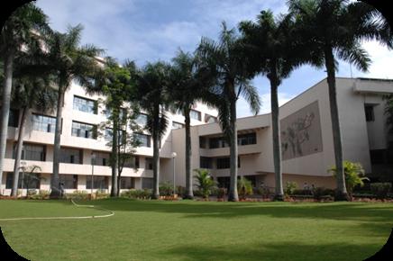 The Isro Satellite Centre in Bangalore.