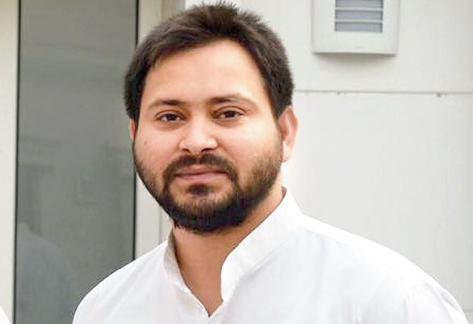Senior Bihar Congress leaders have gone to New Delhi for a meeting with the party high command. RJD leader Tejashwi Prasad Yadav (in picture) and RLSP chief Upendra Kushwaha are also there.