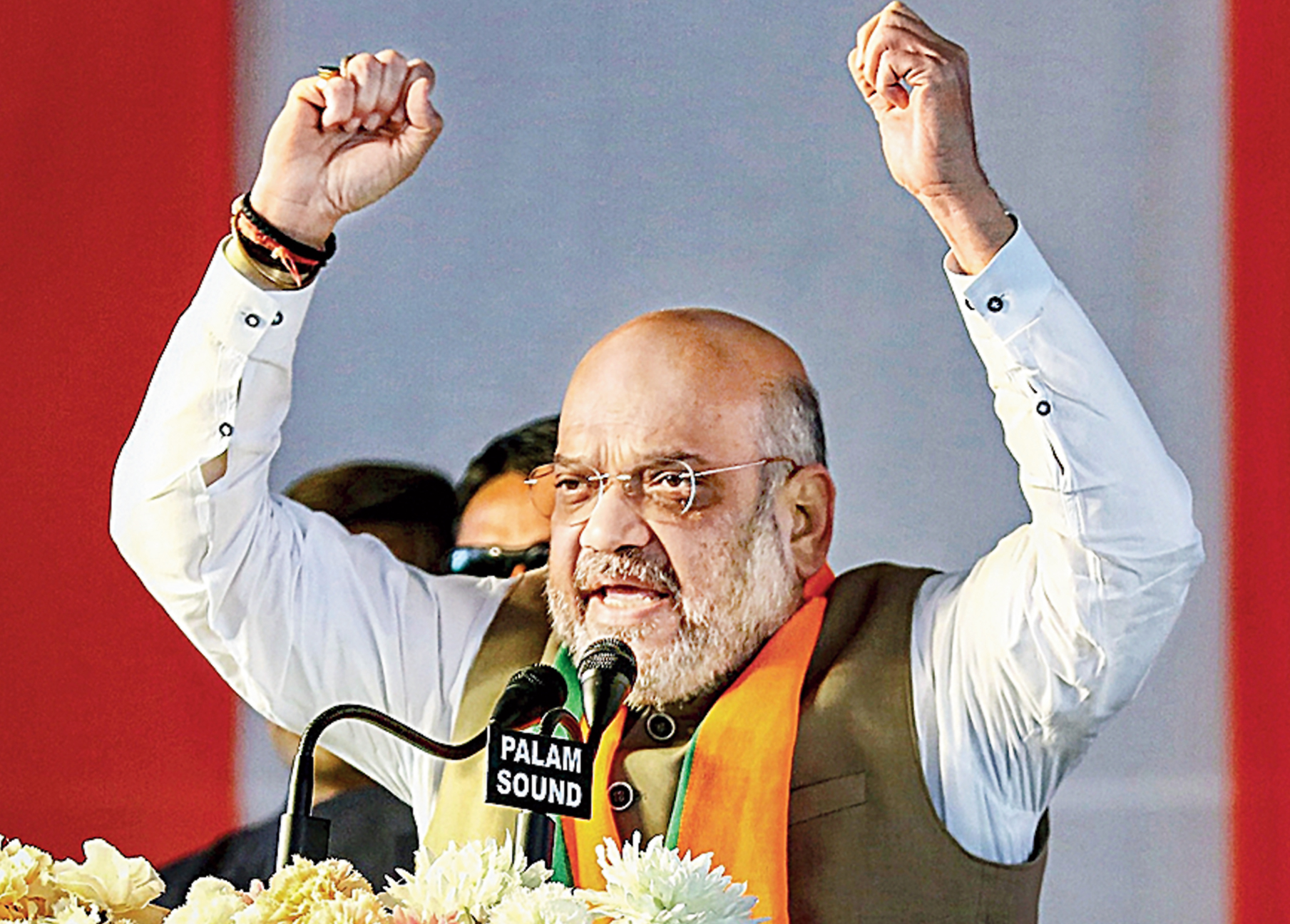 Diversion spells breather for BJP