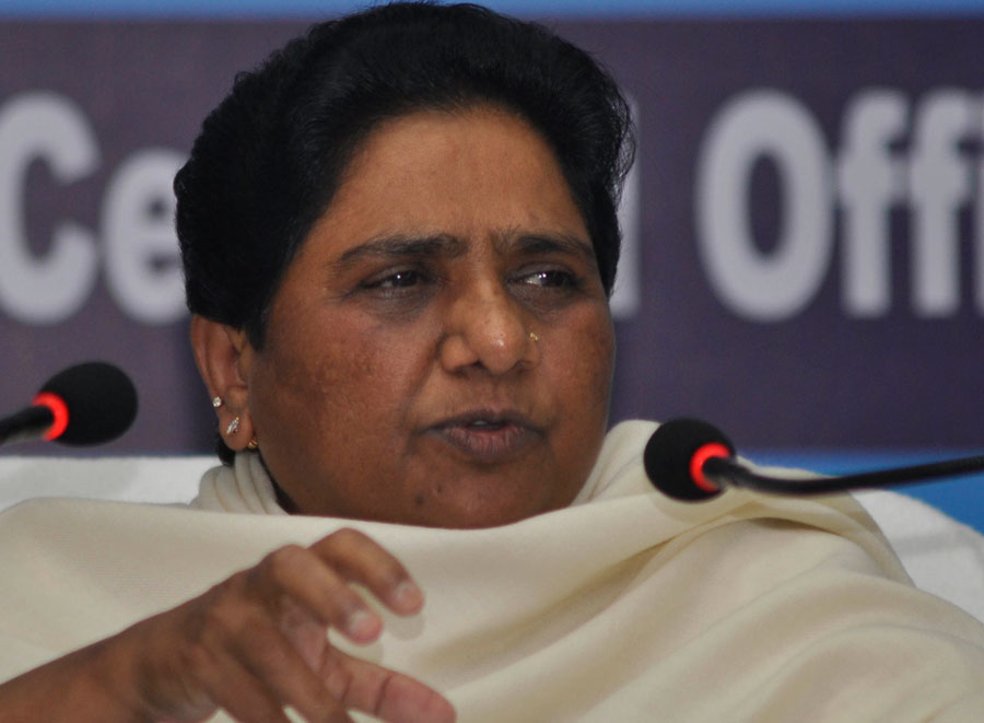 BSP, SP support Congress in Madhya Pradesh
