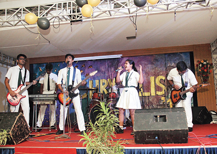 "DPS Ruby Park hosted the eighth edition of its inter-school fest, Chrysalis 2019, in association with The Telegraph Young Metro. Students of 15 schools took part in Slam Dunk (basketball), Kick-off (football), Allegro (western band competition), One Minute to Fame, Inquizition (quiz), Let's Make Money (trading event), Checkmate (chess) and Pitch Perfect (product pitching) among other events. Addressing mental wellness as the need of the hour, Mind Matters (an event based on psychological studies) was included in the fest for the first time. The host school emerged the winners while Sushila Birla Girls' School and The Heritage School were announced the first and second runners-up. ""The children are high on energy and this is a great opportunity for them to learn to work as a team,"" said Joyoti Chaudhuri, the principal of DPS Ruby Park."