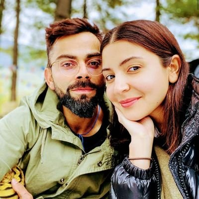 """""""We all know we are going through a very difficult time,"""" Kohli said. """"And the only way to stop the spread of coronavirus is by acting together,"""" urged Anushka."""