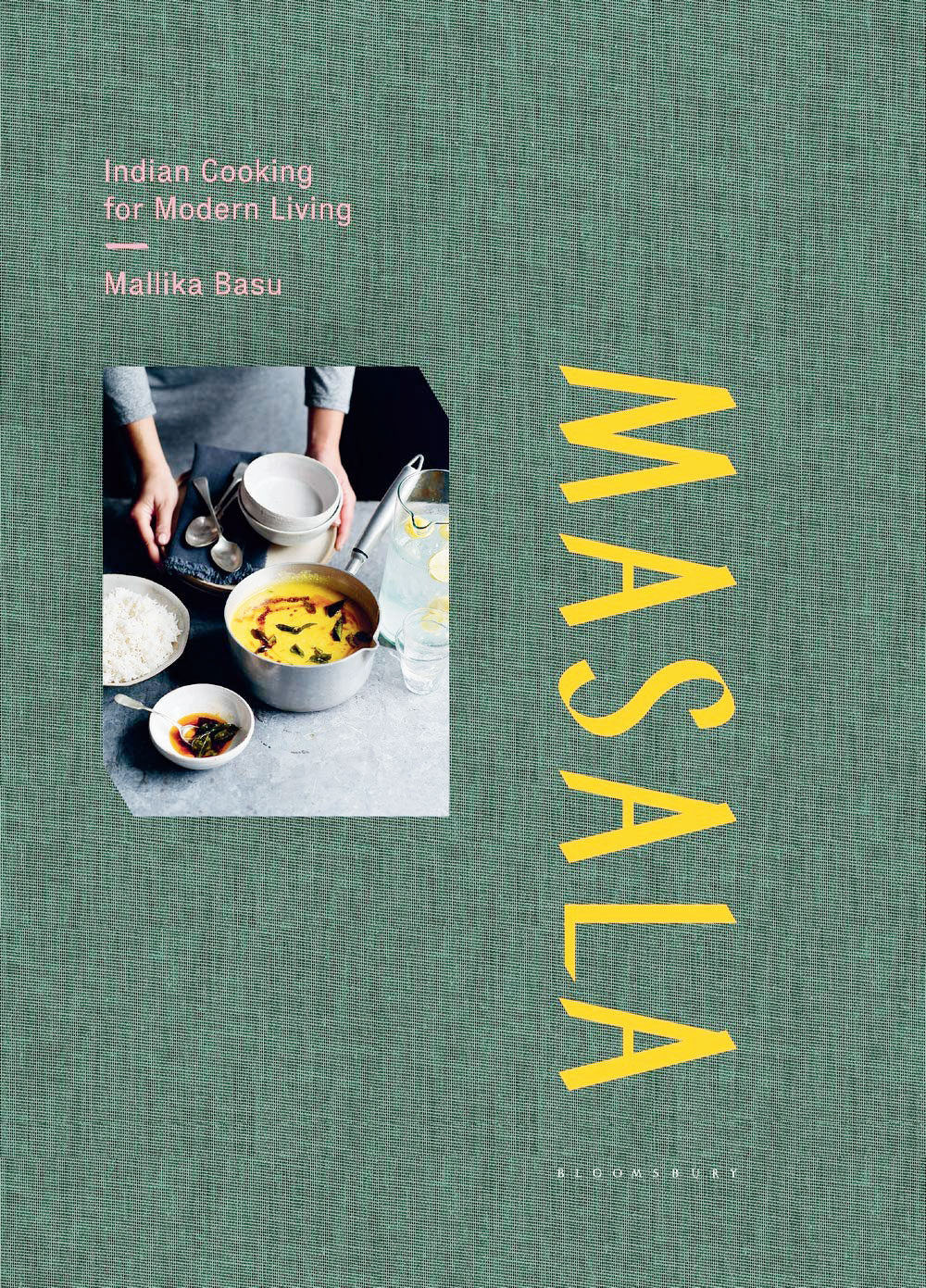 Masala is published by Bloomsbury